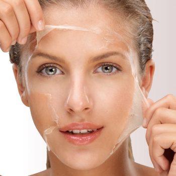 Peeling la importancia de reparar la piel